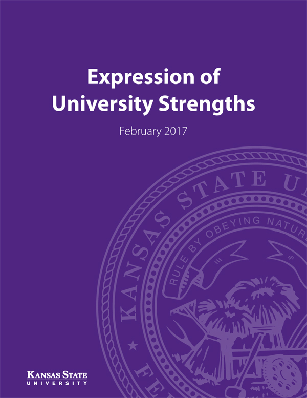 K-State Expression of University Strengths