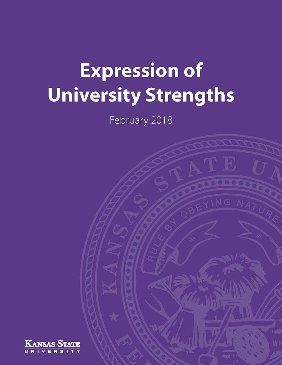 2018 Cover Expression of University Strength